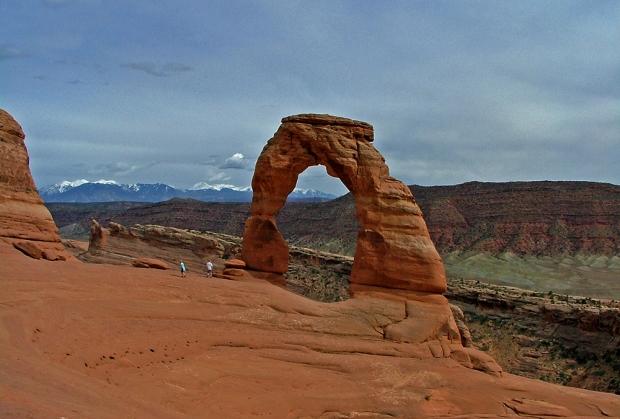 2007 delicate arch