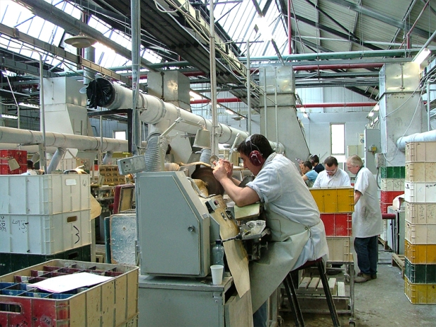 A Look Through The Waterford Crystal Making Memories