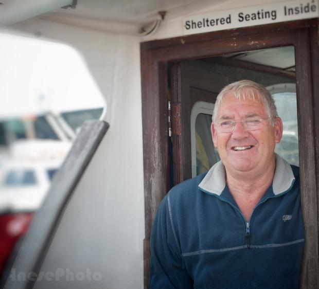 Captain Declan Bates