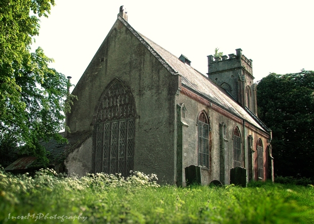 Marlfield church