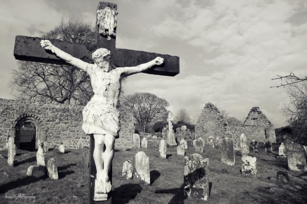 kilcash graveyard