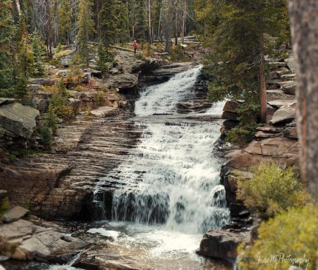 Upper Provo Falls