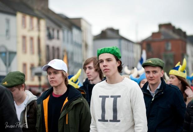 St Patrick's Parade